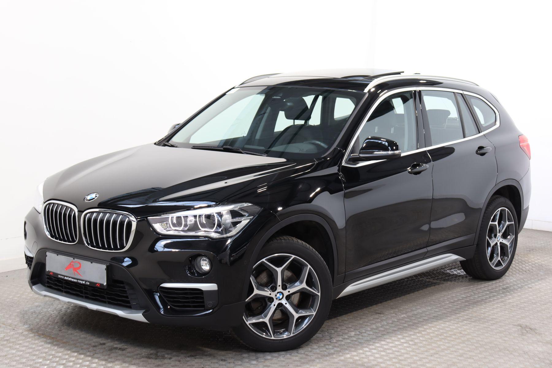BMW X1 sDrive18i X LINE KAMERA,KEYLESS,PARKASSIST,SH, Jahr 2017, Benzin