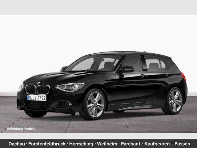 BMW 120d 5-Türer M Sportpaket HiFi Xenon GSD Shz, Jahr 2013, diesel
