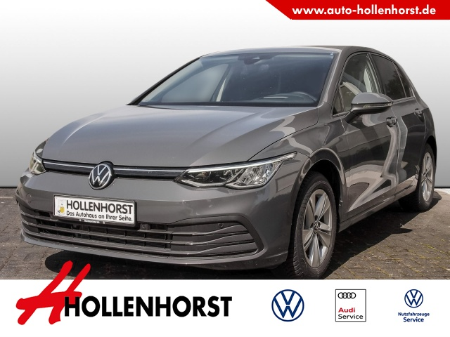 Volkswagen Golf VIII Golf 1.5 Life 110KW DSG,Headup, Navi LED, Jahr 2020, Benzin