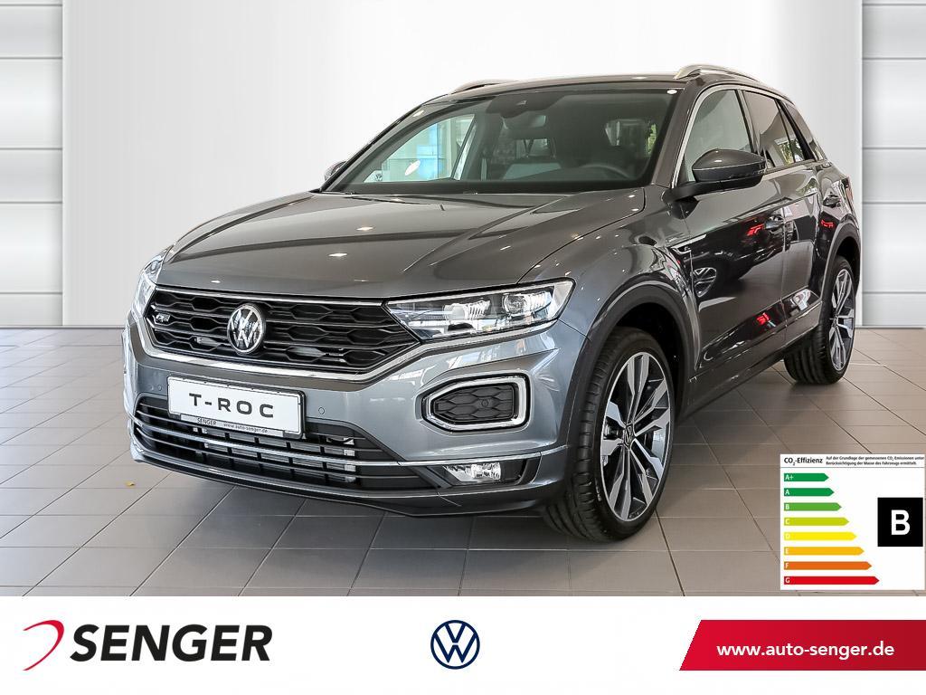 Volkswagen T-Roc Sport 2.0l TDI SCR R-Line Kamera Navi, Jahr 2020, Diesel