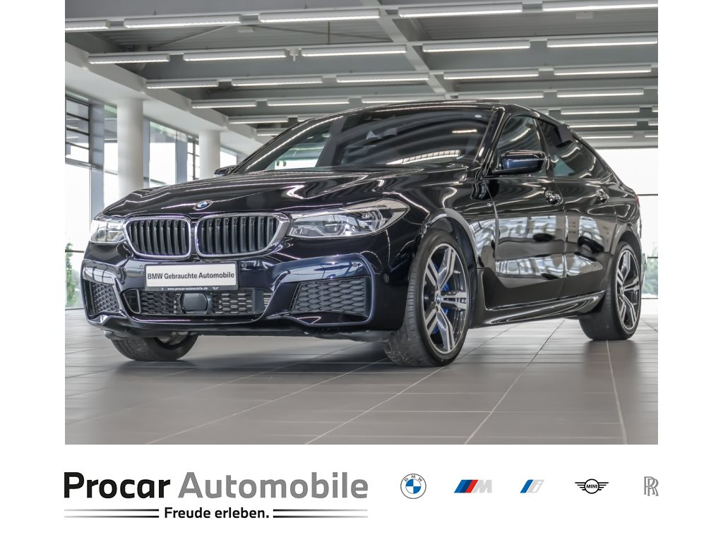 BMW 630d xDrive Gran Turismo M Sport HUD DA+ Pano, Jahr 2018, Diesel