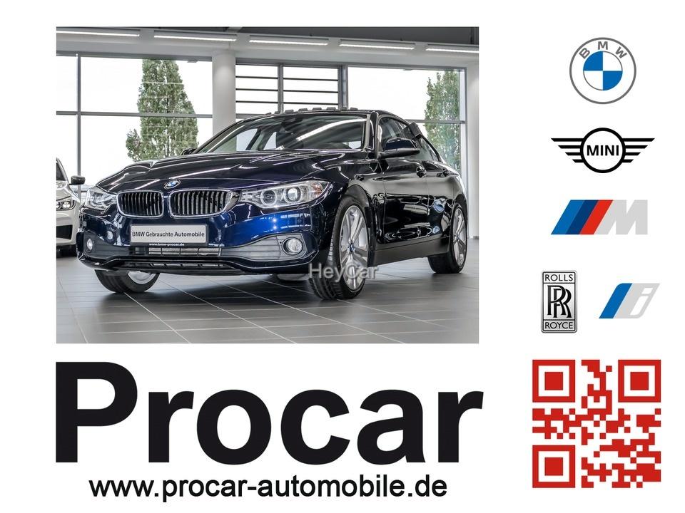 BMW 420d xDrive Gran Coupe Head-Up Xenon HIFI Glsd., Jahr 2015, Diesel