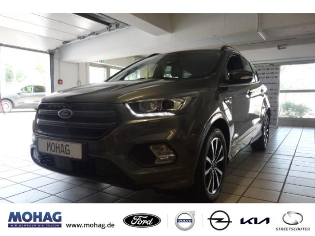 Ford Kuga Automatik ST-Line Leder Navi Rückfahrkam. Klimaautom PDCv+h, Jahr 2017, Benzin