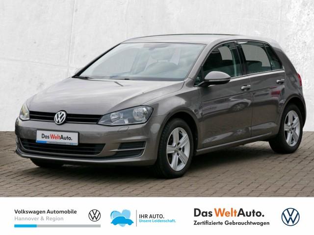 Volkswagen Golf VII 1.4 TSI Comfortline Standhz GRA Klima PDC, Jahr 2013, Benzin