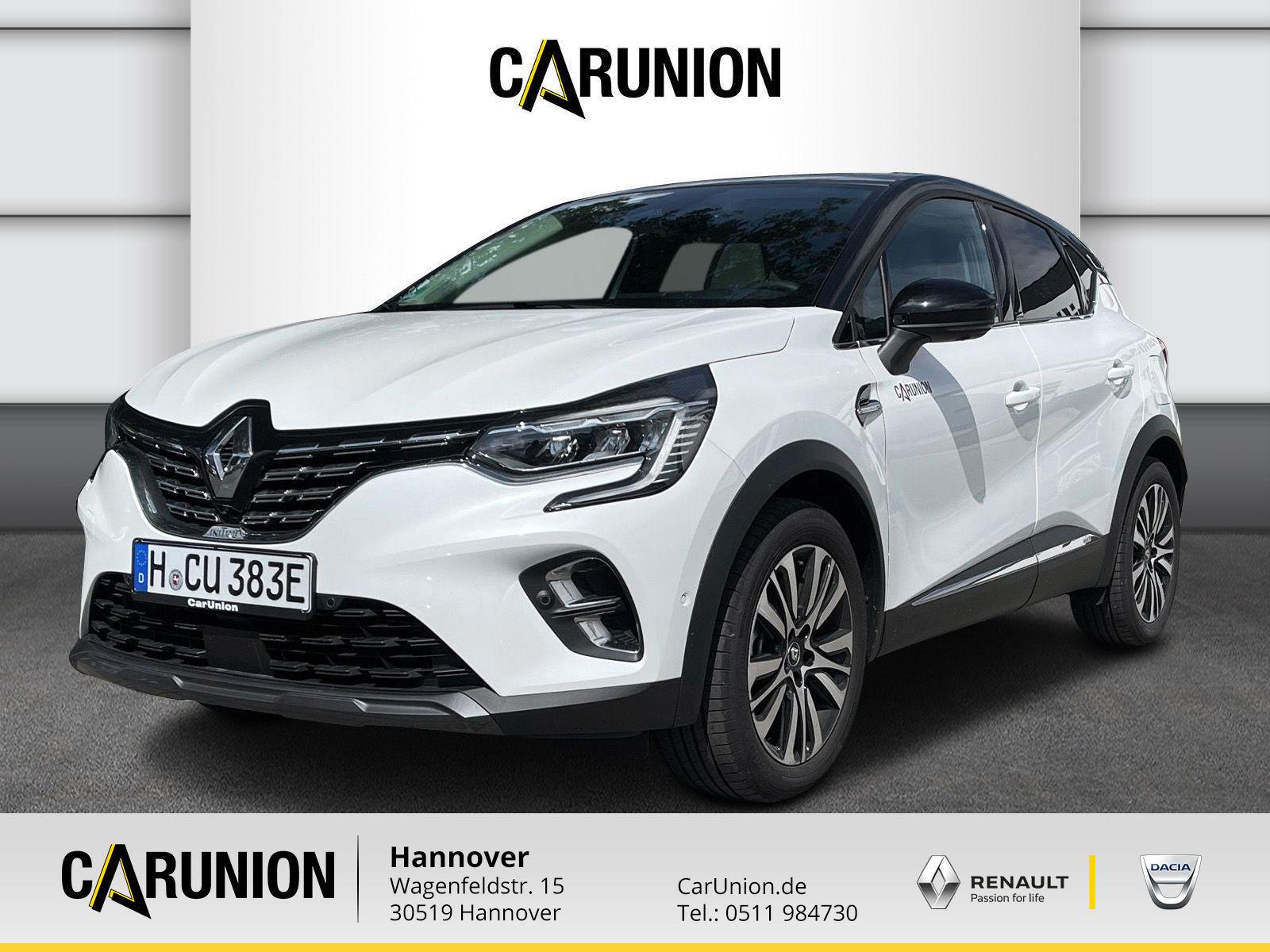 Renault Captur INITIALE PARIS E-TECH Plug-in 160, Jahr 2021, Hybrid