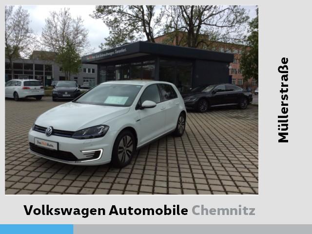 Volkswagen Golf VII 1.4 DSG GTE NAVI*LED*SITZH*EINPARH., Jahr 2017, Hybrid