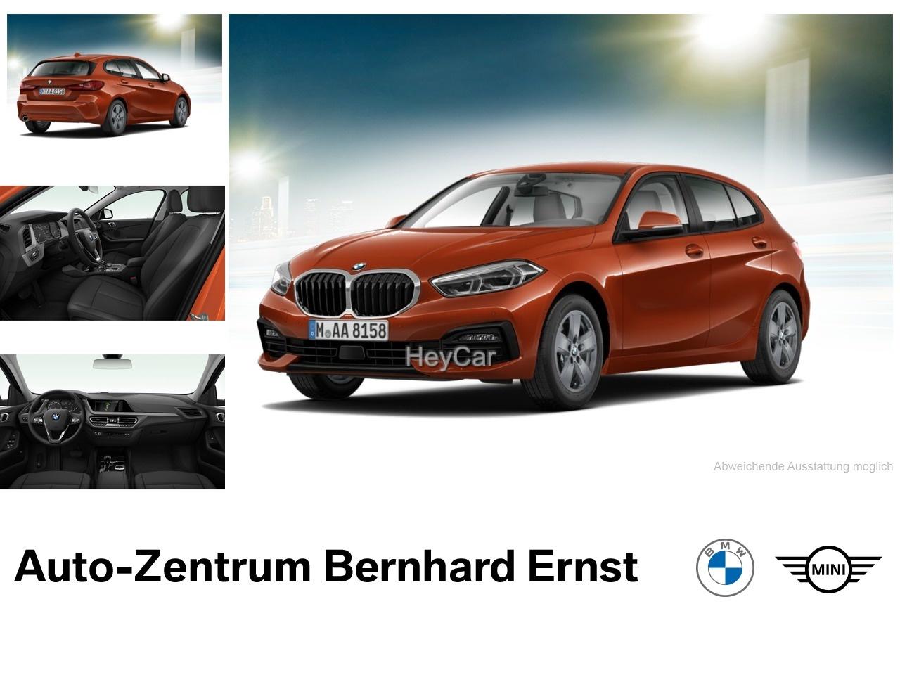 BMW 116i Advantage Klimaaut. HIFI Sitzhzg. Vorn, Jahr 2020, Benzin