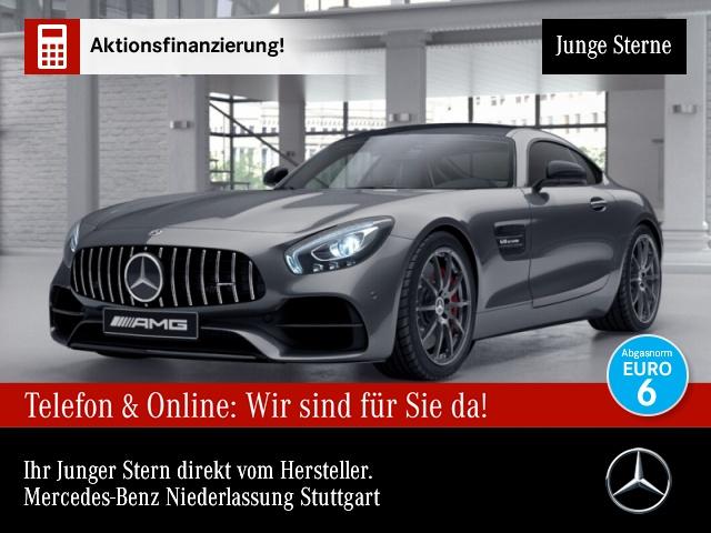 Mercedes-Benz AMG GT S Perf-Sitze+AbGas Night Dynamic Plus, Jahr 2018, Benzin