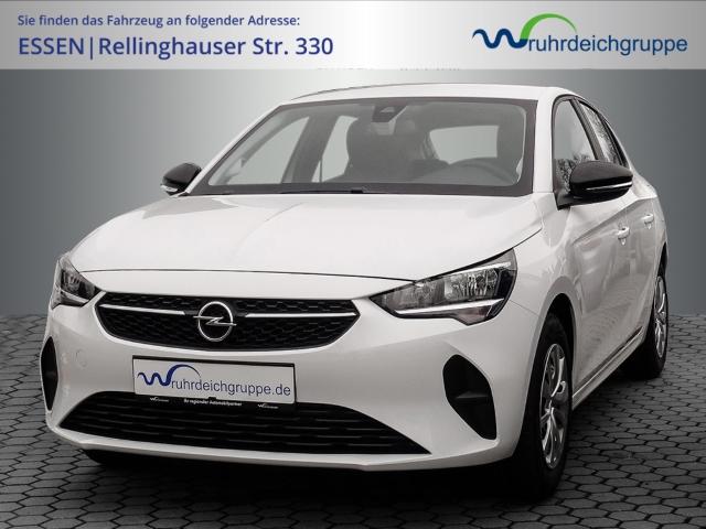 Opel Corsa F Edition 1.2 Kamera Klima PDC Multimedia, Jahr 2021, Benzin
