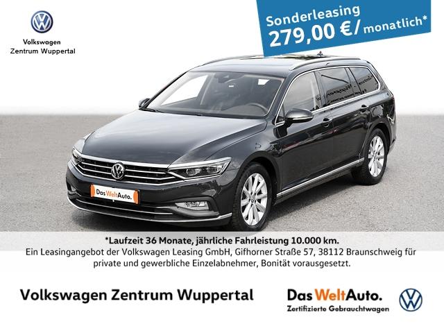 Volkswagen Passat Var 2 0 TDI Elegance DSG LED NAVI AHK SHZ PDC LM ZV, Jahr 2020, Diesel