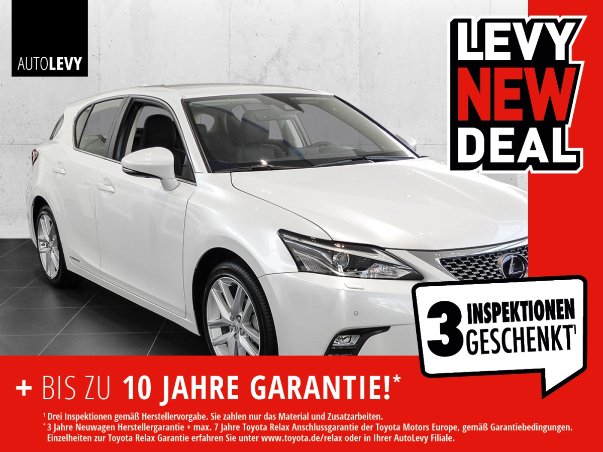 Lexus CT 200h Style Edition LED-ACC-NAVI-DAB-Kamera, Jahr 2020, Hybrid