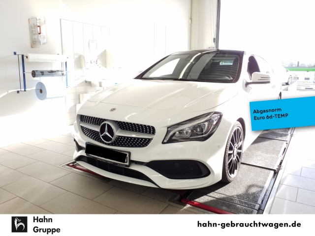 Mercedes-Benz CLA 250 Shooting Brake 4Matic AMG Line Pano Navi, Jahr 2018, Benzin