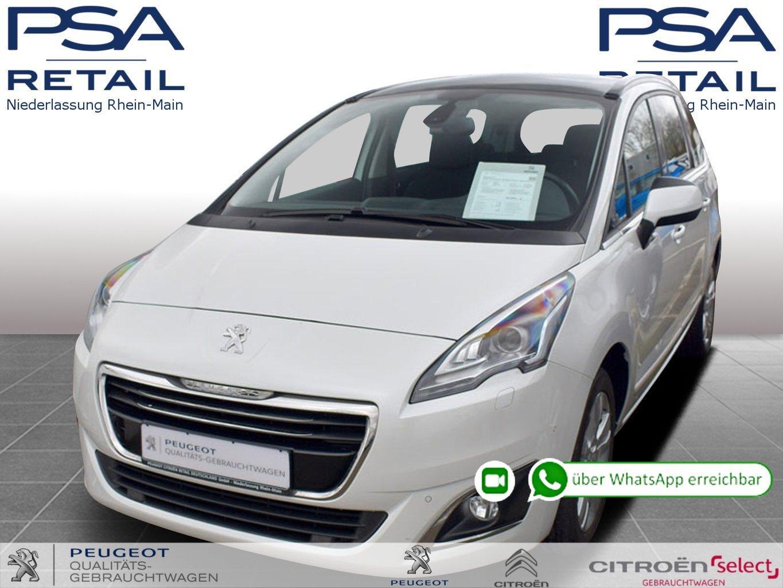 Peugeot 5008 PureTech 130 S&S Allure *Automatik*7Sitzer*Navi*Xenon*, Jahr 2015, Benzin