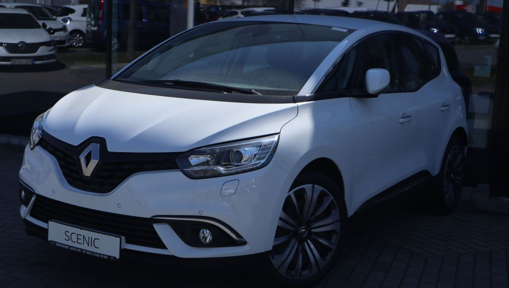 Renault Scenic TCe 140 GPF BUSINESS EDITION, Jahr 2019, Benzin
