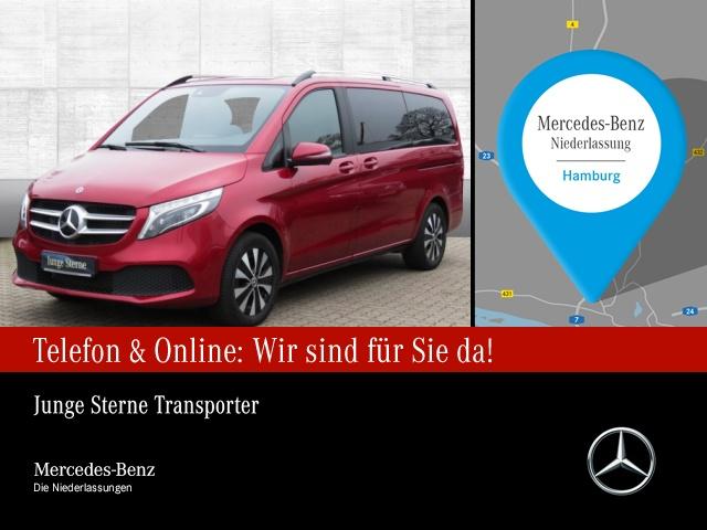 Mercedes-Benz V 300 CDI lang Edition Sportpak Distr. COMAND PTS, Jahr 2020, Diesel