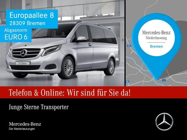 Mercedes-Benz V 220 d EDITION Lang Sportp. Spurp. Parkp. RFK, Jahr 2016, Diesel