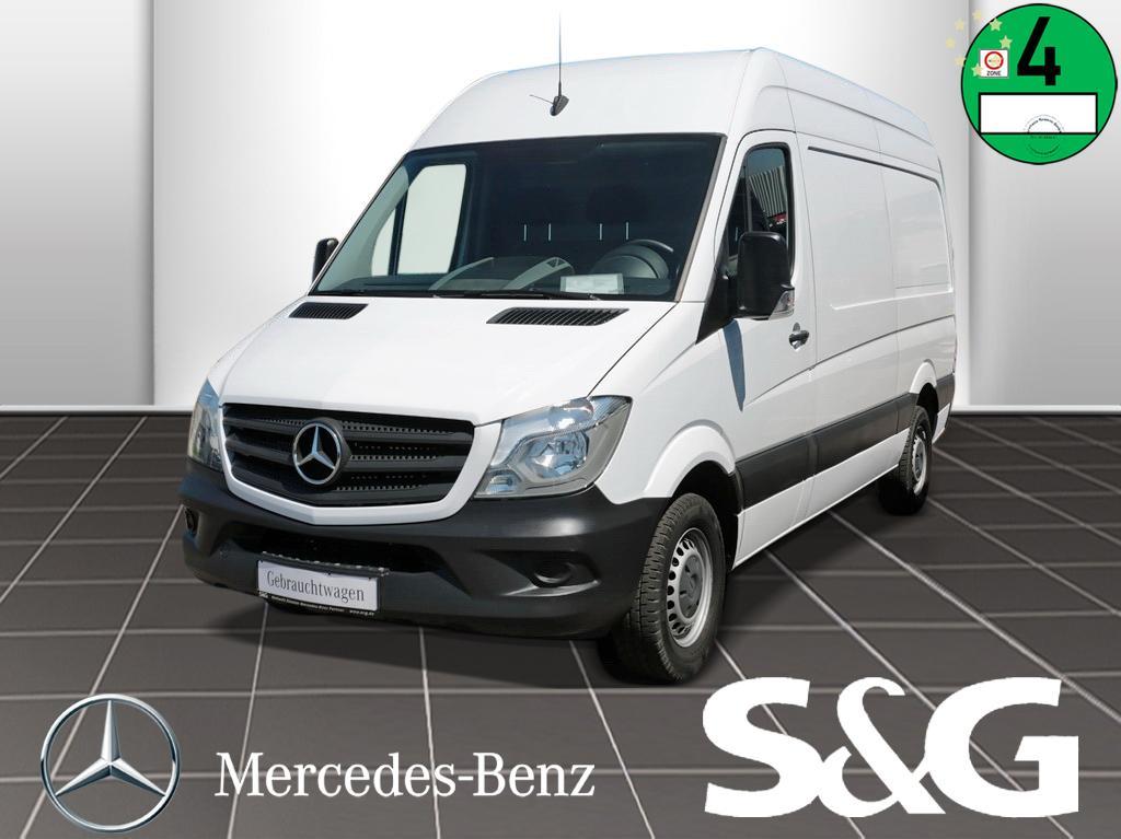 Mercedes-Benz Sprinter 213 CDI Kasten Hochdach Standard AHK, Jahr 2016, Diesel