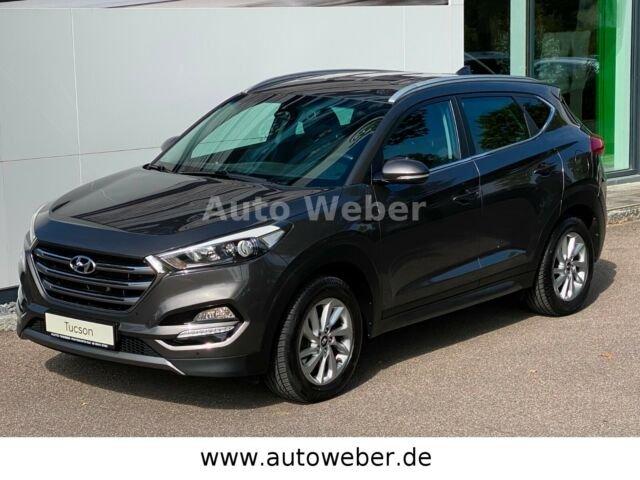 Hyundai Tucson Style NAVI KAMERA AHK, Jahr 2016, Diesel