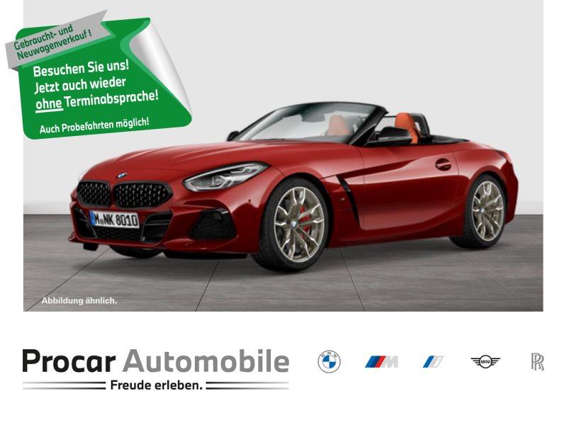BMW Z4 M40i A Head-Up HK HiFi DAB LED WLAN RFK Shz, Jahr 2021, Benzin