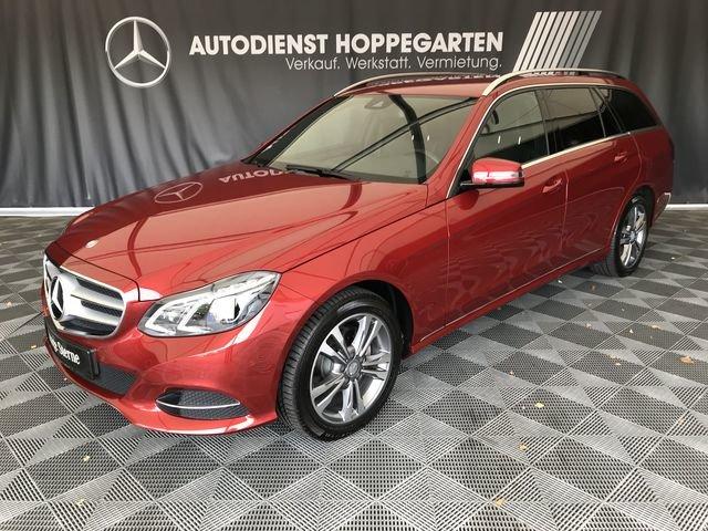 Mercedes-Benz E 200 T BT Avantgarde Navi LED Parkp.AHK Sitzh., Jahr 2015, Diesel