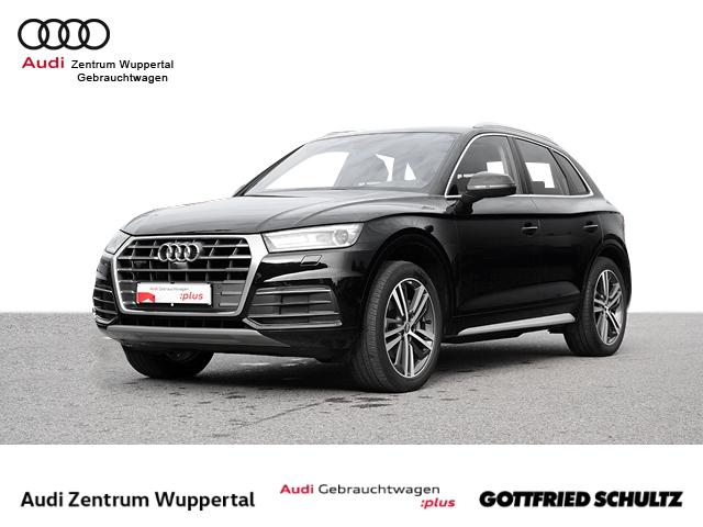 Audi Q5 2.0TDI PANO VIRTUAL KAMERA HUD CONNECT SHZ NAV FSE KEYLESS PDC VO HI BT 20ZOLL Sport, Jahr 2018, Diesel