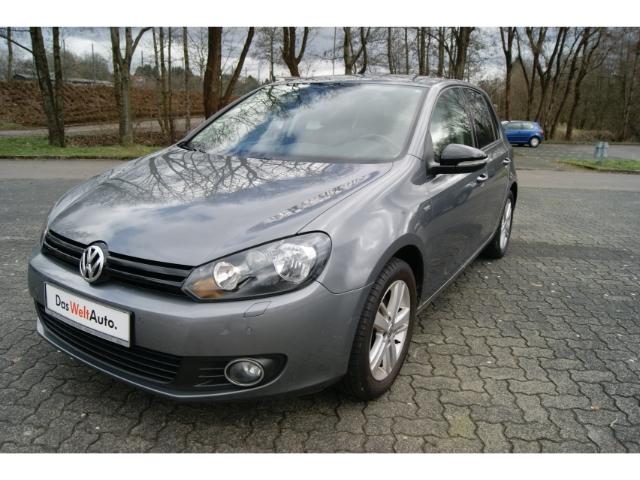 Volkswagen Golf VI 1.2 TSI ''Match'', Jahr 2012, Benzin