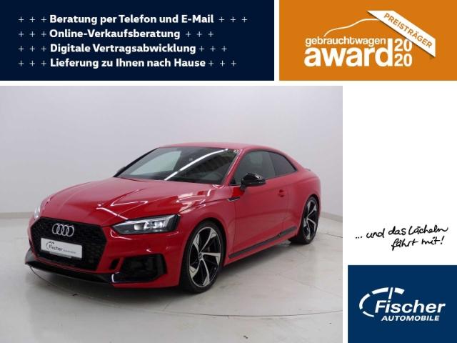 Audi RS5 Coupe 2.9 TFSI quattro Tip. Matrix/Virt./20'', Jahr 2018, Benzin