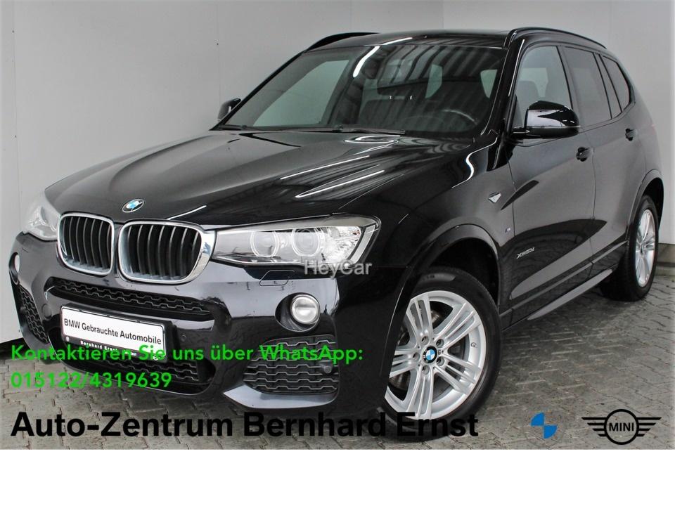 BMW X3 xDrive20d M SPORT AT M Sportpaket Navi Prof., Jahr 2017, Diesel