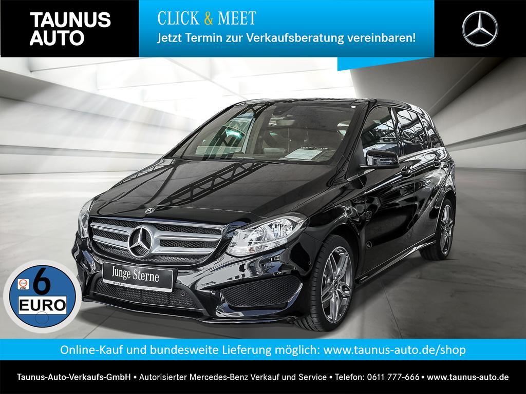 Mercedes-Benz B 250 AMG-LINE PANORAMA NAVI EXCLUSIVE KAMERA, Jahr 2017, Benzin