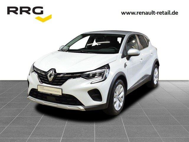 Renault CAPTUR 2 1.3 TCE 130 EXPERIENCE SUV, Jahr 2020, Benzin
