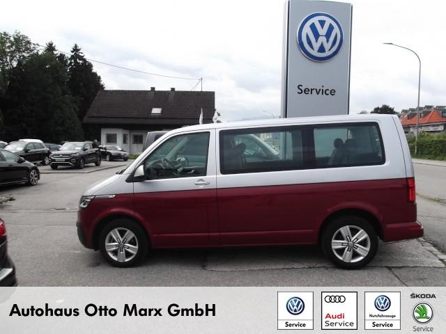 Volkswagen Multivan Comfortline -EURO6d-TEMP(AHK,elektr.Schiebetür-u.Heckklappe), Jahr 2020, Diesel