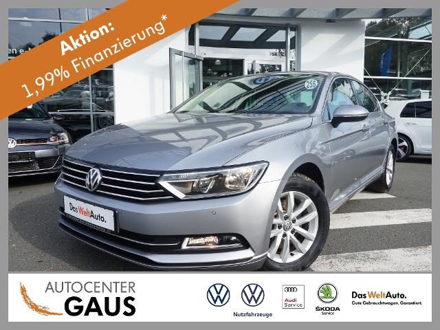 Volkswagen Passat Comfortline 1.5 TSI Navi SHZ Klima, Jahr 2018, Benzin