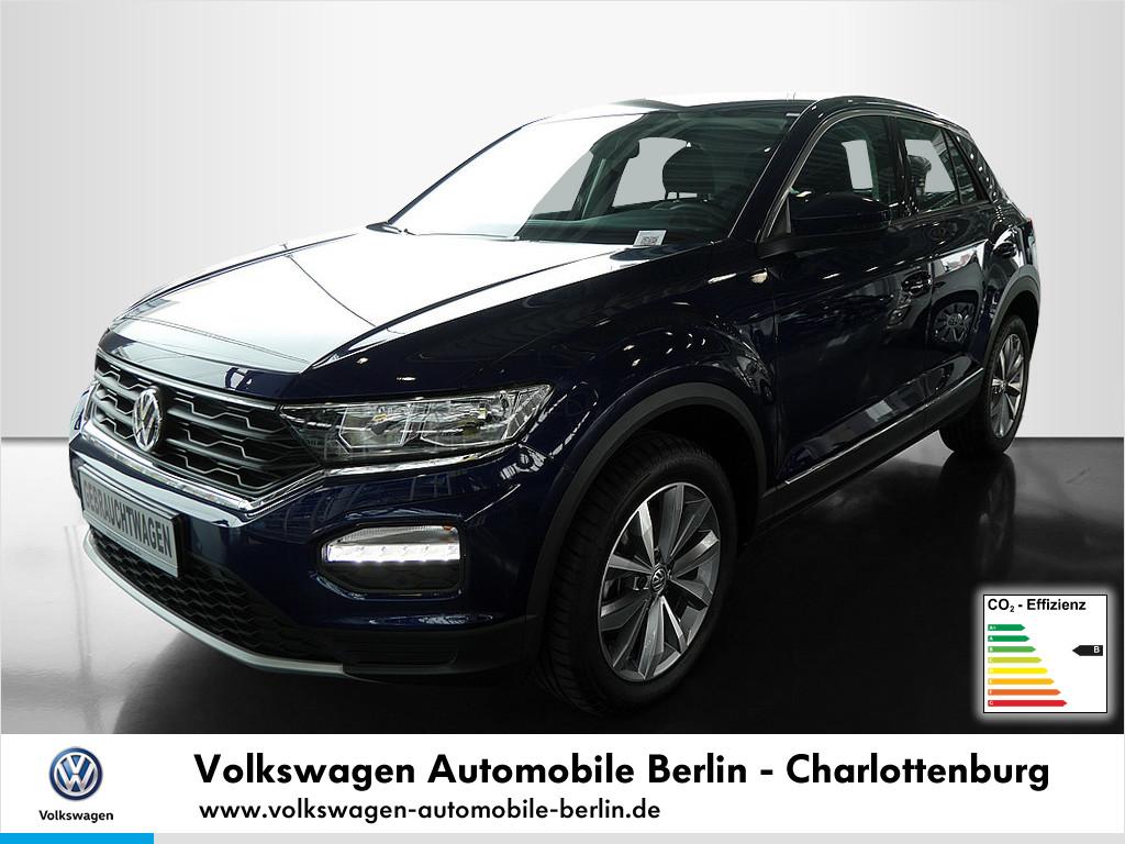 Volkswagen T-Roc 2.0 TDI Style 4MOTION, Jahr 2019, Diesel