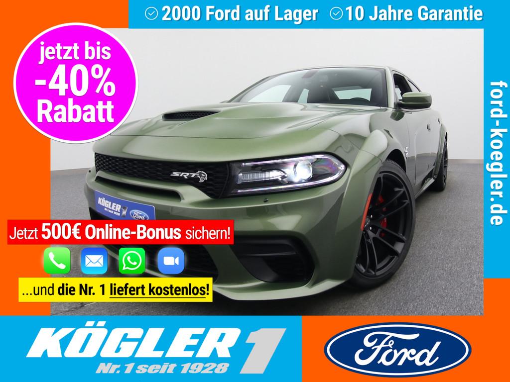 Dodge Charger SRT Hellcat Widebody 6.2L HEMI V8, Jahr 2021, Benzin