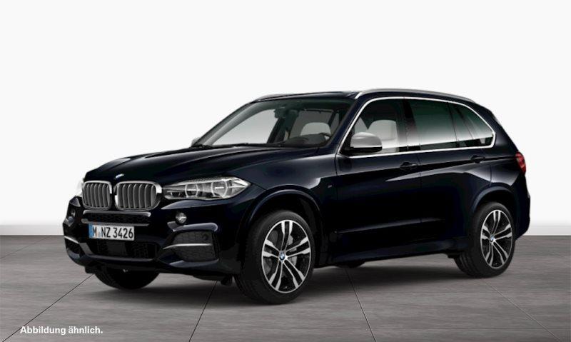 BMW X5 M50d EURO6 Sportpaket Keramikapplikationen Head-Up HiFi, Jahr 2017, Diesel