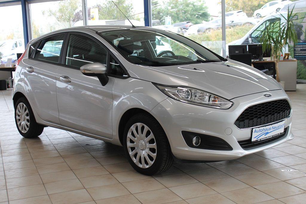 Ford Fiesta 1.5 TDCi Trend *NAVI *Tempomat *Bluetooth, Jahr 2016, Diesel
