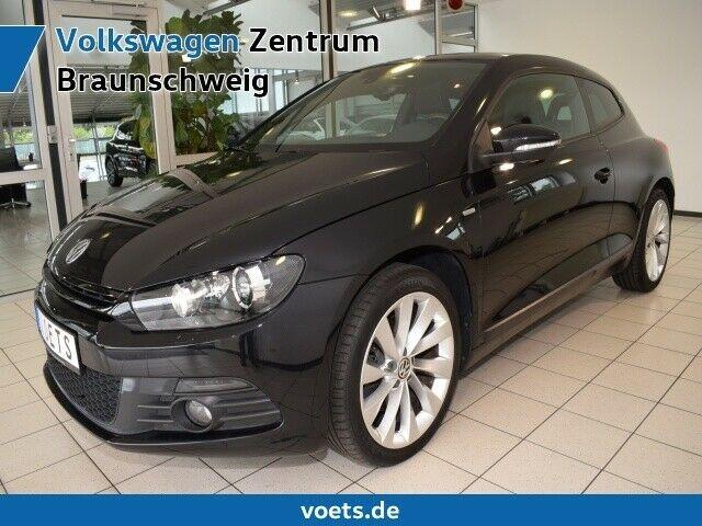 Volkswagen Scirocco 1.4 TSI Match Navi Panorama Xenon, Jahr 2012, Benzin