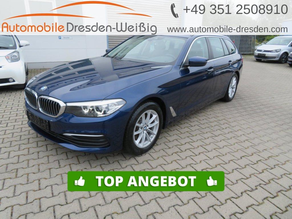 BMW 520 d Touring*Navi*Tempomat*LED*PDC*AHK*, Jahr 2017, Diesel