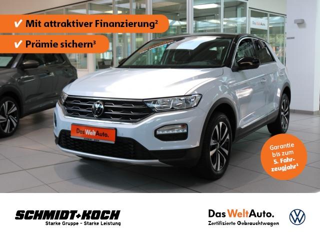 Volkswagen T-Roc 1.5 TSI ACT OPF United DSG, AHK, Navi el., Jahr 2020, Benzin