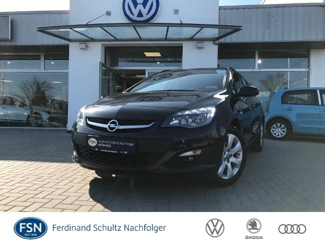 Opel Astra J 1.6 CDTI Style Navi Sitzh Klimaautomatik, Jahr 2015, Diesel