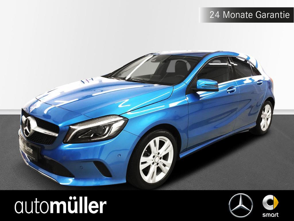 Mercedes-Benz A 200 d Urban+LED+Kamera+Navi+PDC, Jahr 2015, Diesel