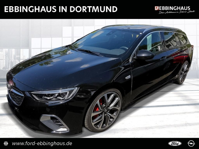 Opel Insignia B Sports Tourer GSi 4x4 2.0 CDTI EU6d-T, Jahr 2019, Diesel