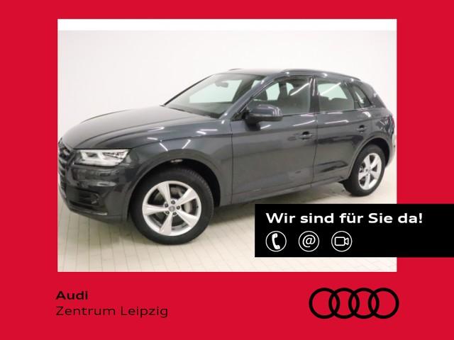 Audi Q5 55 TFSI e quattro (sport) (EURO 6d-TEMP), Jahr 2020, Benzin