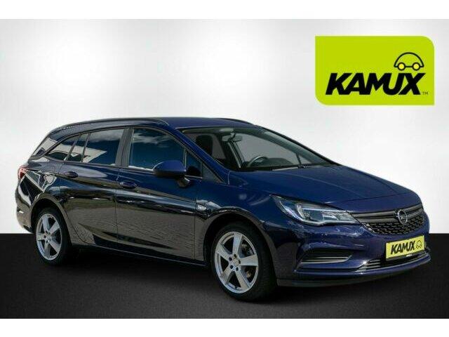 Opel Astra K 1.6 CDTi Selection+Klima+LED TFL+BT+USB, Jahr 2016, Diesel