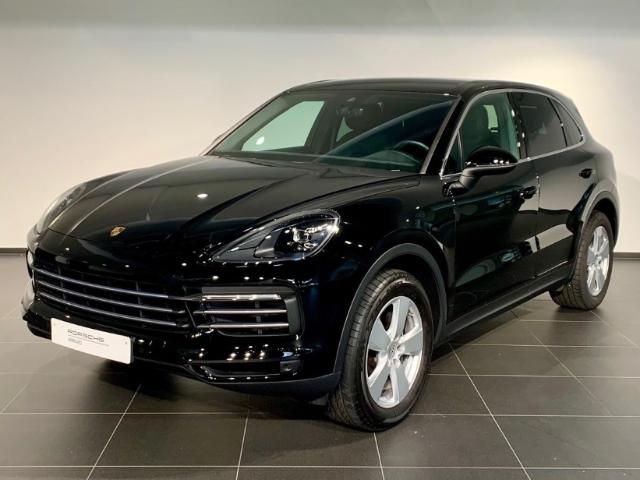 Porsche Cayenne Lenkradheizung Apple CarPlay 18.000km, Jahr 2019, Benzin