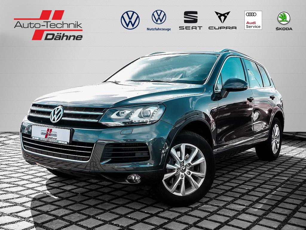 Volkswagen Touareg 3.0 TDI V6, Jahr 2014, Diesel