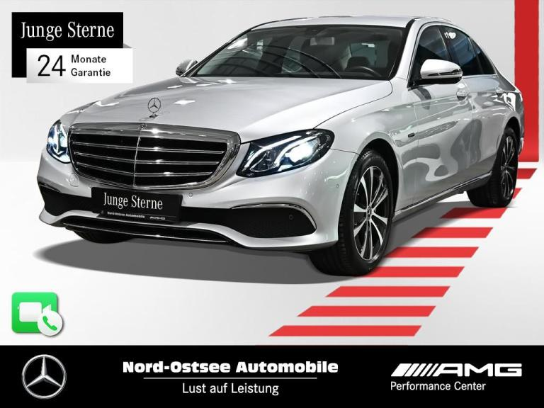 Mercedes-Benz E 300 de Exclusive Navi LED AHV Kamera, Jahr 2020, Hybrid_Diesel