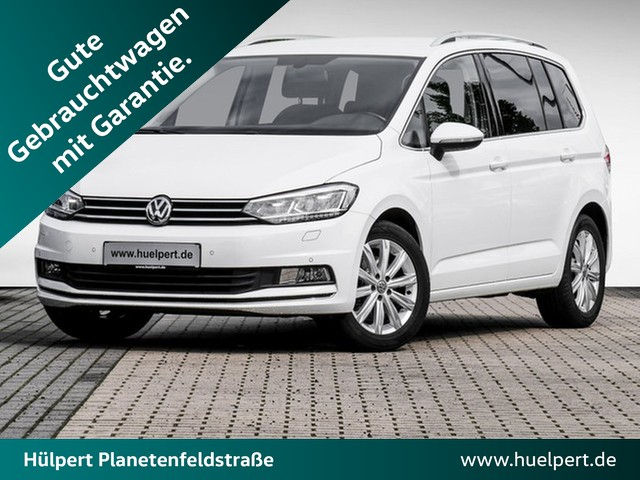 Volkswagen Touran 1.4 Highline LED NAVI ACC ALU17 PDC FRONT ASSIST, Jahr 2017, Benzin