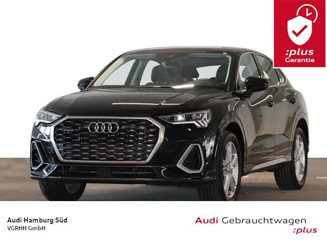 Audi Q3 Sportback 40 TDI qu. S line S tronic LED/NAVI/STDHZG, Jahr 2020, Diesel