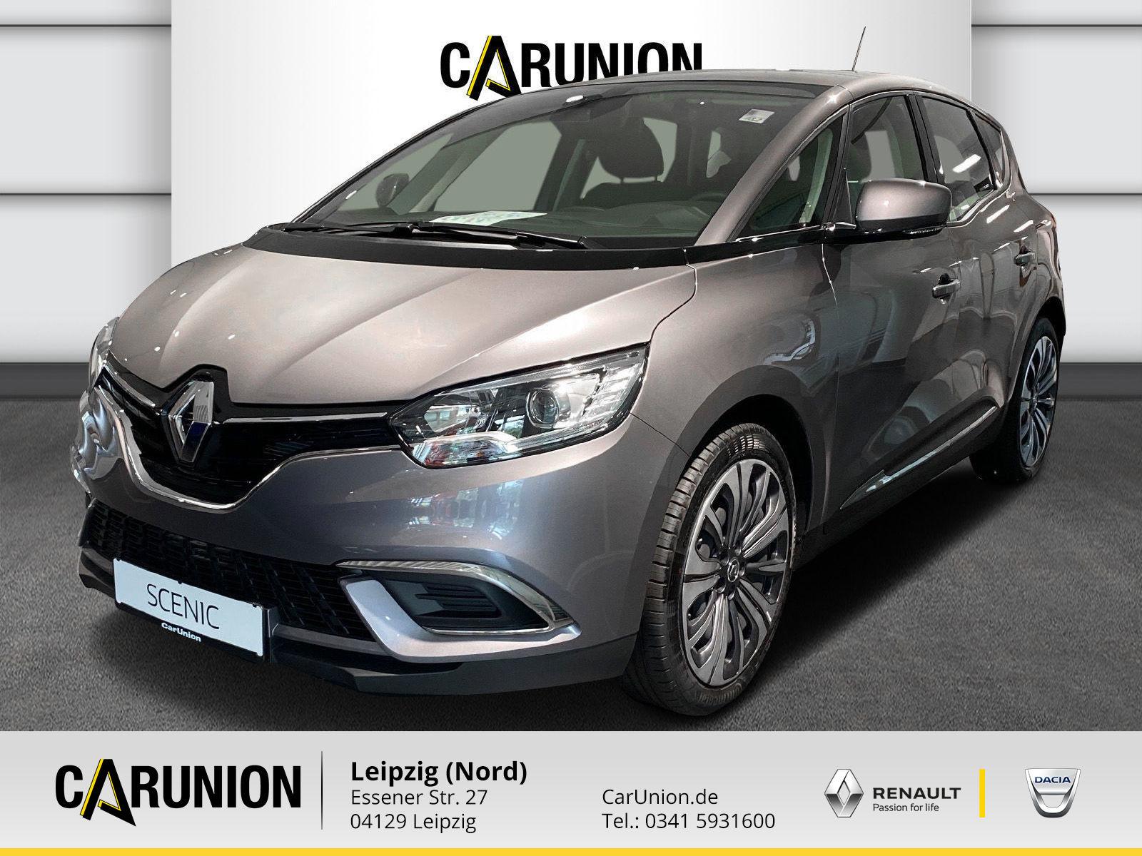 Renault Scenic ZEN TCe 140 GPF, Jahr 2021, Benzin